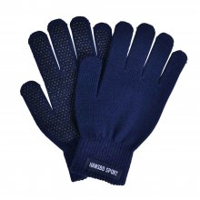 Hansbo Magic Gloves Barn svart