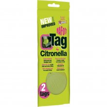NAF OFF Citronella Tag 2pack
