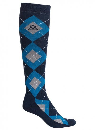 Mountain Horse Ridstrumpor Lana Sox Dark Navy