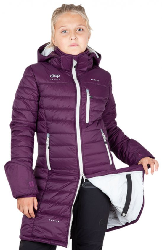 Uhip Longjacket Junior Potent Purple